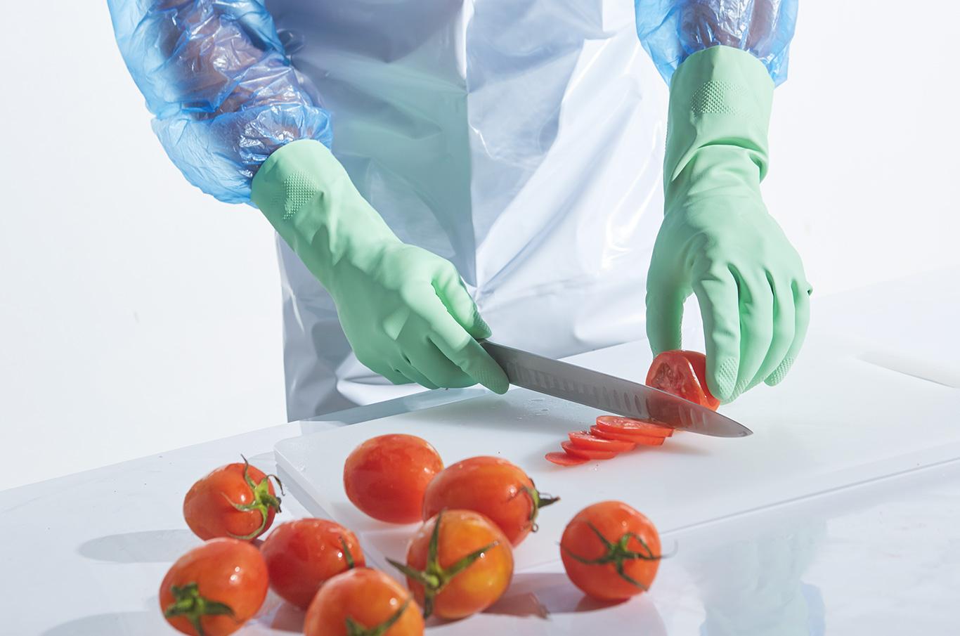 latex gloves, rubber gloves, food processing gloves, unlined gloves, chlorination gloves, protection gloves, grip gloves, blue gloves, poultry processing gloves, chicken processing gloves, meat processing gloves, industrial gloves, orange gloves, natural gloves, Food Pro gloves, , low protein gloves, ถุงมือยาง,ถุงมือยางพารา, ถุงมือแม่บ้าน, ถุงมืออุตสาหกรรม,ถุงมืออุตสาหกรรมอาหาร, ถุงมือทำความสะอาด, ถุงมือป้องกันสารเคมี, ถุงมืออันไลน์, ถุงมืออุตสาหกรรมไก่,ถุงมืออุตสาหกรรมปลา, ถุงมืออุตสาหกรรมเนื้อ, ถุงมืออุตสาหกรรมผัก,ถุงมือม้วนขอบ, ถุงมือตัดขอบ